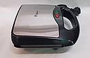 Электрическая вафельница с атипригарным покрытием Domotec MS 0505, фото 5