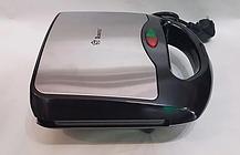 Электрическая вафельница с антипригарным покрытием Domotec MS 7705, фото 3