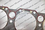 Прокладка ГБЦ ЯМЗ 238 (безасбестовая с герметом) старого образца (238-1003210), фото 3