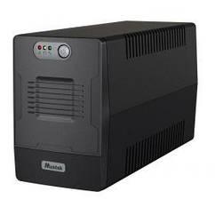 ИБП Mustek PowerMust 2000 LI, 4xSchuko  RJ45, USB (2000-LED-LI-T10)