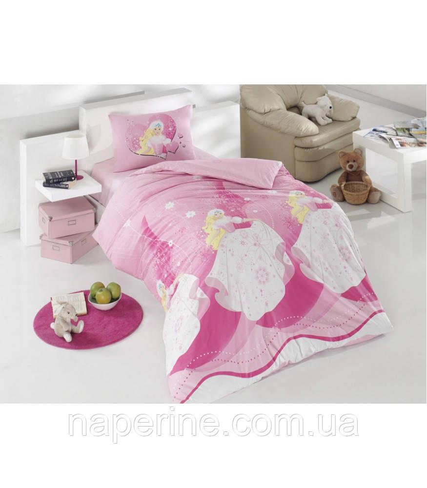 Детское постельное бельё Altinbasak Ece полуторное