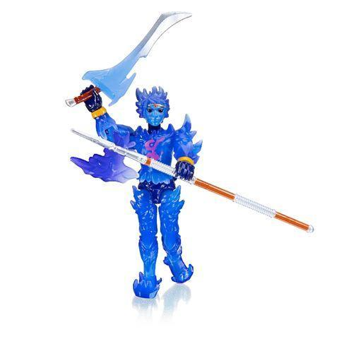 Игровая коллекционная фигурка Jazwares Roblox Imagination Figure Pack Crystello the Crystal God W7