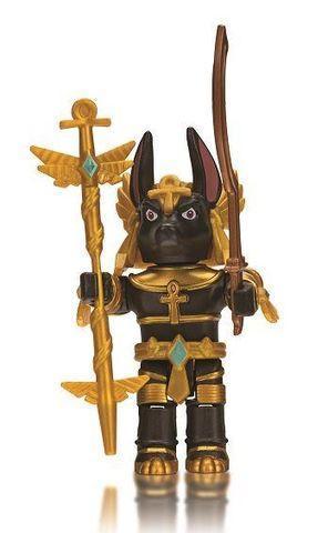 Игровая коллекционная фигурка Jazwares Roblox Соге Figures Anubis W5