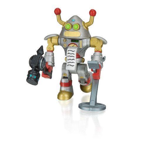 Игровая коллекционная фигурка Jazwares Roblox Core Figures Brainbot 3000 W7
