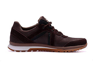 Мужские кожаные кроссовки Reebok SPRINT TR Brown/ ПК-R-04 кор, фото 2