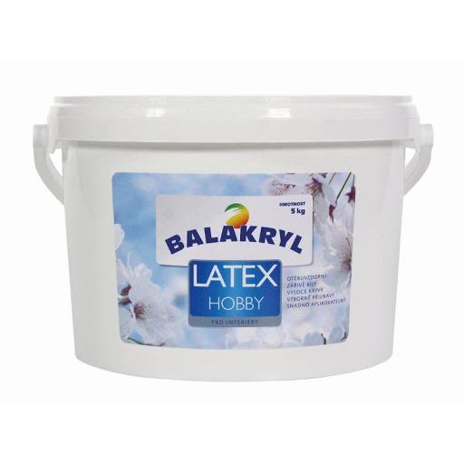 Латексна фарба Balakryl Latex Hobby 5кг
