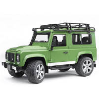 Спецтехника Bruder джип Land Rover Defender М1:16 (02590)