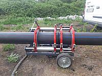 Аппаратная сварка водопроводных труб Ø90мм до Ø315мм
