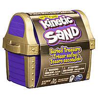 Набор песка для детского творчества - KINETIC SAND ЗАТЕРЯННОЕ СОКРОВИЩЕ (71481), фото 1