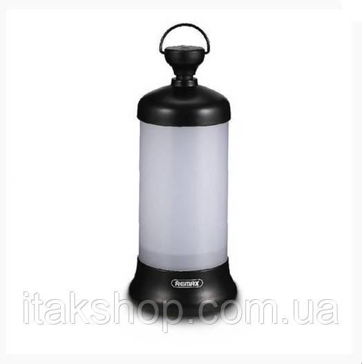 Лампа для кемпинга Remax Light RT-C05 Фонарь с магнитом Black