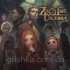 Zero Escape: Zero Time Dilemma Ps4 (Цифровой аккаунт для PlayStation 4) П3