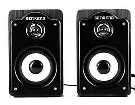 """Колонки USB """"SENKENO"""" SK-699, фото 3"""