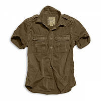 Рубашка Surplus Raw Vintage Shirt Brown