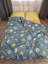 Комплект постельного белья евро Барбара