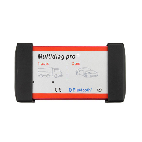 Автосканер Multidiag Pro+ 2016.0 USB + bluetooth
