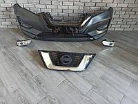 Бампер передний NissanRogue 2017-2020