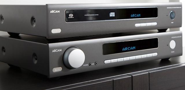 Arcam SA10 Class AB интегральный стерео усилитель
