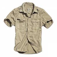 Рубашка Surplus Raw Vintage Shirt Beige