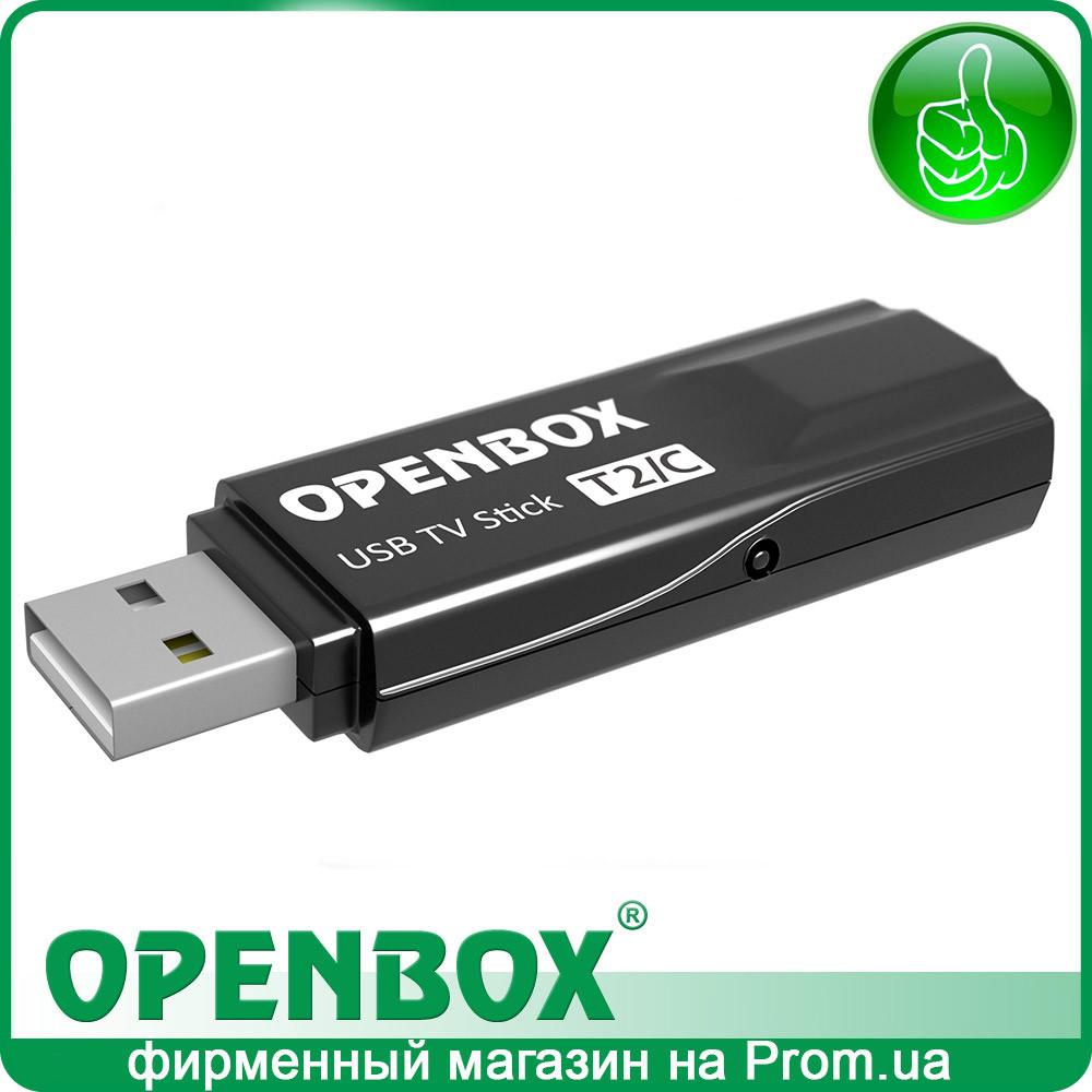 Адаптер Openbox USB-T2 для эфирного ТВ (Bulk)