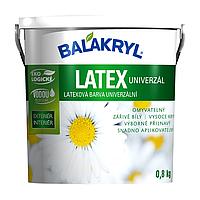 Универсальная латексная краска Balakryl Latex UNI 0,8кг