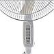 Вентилятор підлоговий з пультом і таймером Domotec 40Вт 3 режиму, фото 2