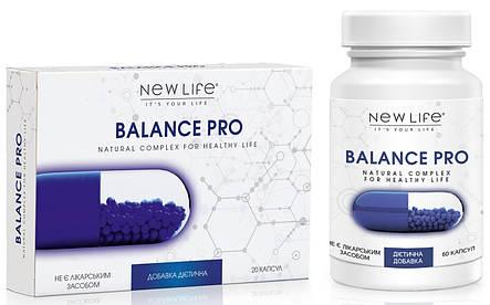 Balance Pro (Баланс Про) капсулы - триптофан и альфа-липоевая кислота - здоровый сон, хорошее настроение, фото 2