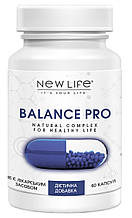 Balance Pro (Баланс Про) капсулы - триптофан и альфа-липоевая кислота - здоровый сон, хорошее настроение 60