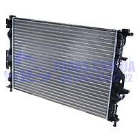 Радиатор двигателя FORD MONDEO/FOCUS/C-MAX/S-MAX/GALAXY 2007-2014 (1762395/6G918005DD/D7G036TT) THERMOTEC