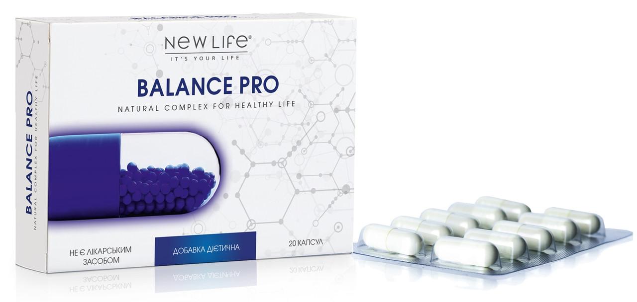 Balance Pro (Баланс Про) капсулы - триптофан и альфа-липоевая кислота - здоровый сон, хорошее настроение