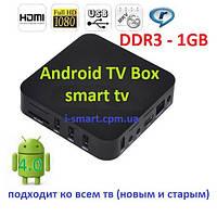 Google Android 4.0 Cortex A9 HDMI HD 1080P Wifi Internet Smart TV Box Media Play (тюльпаны + hdmi), фото 1