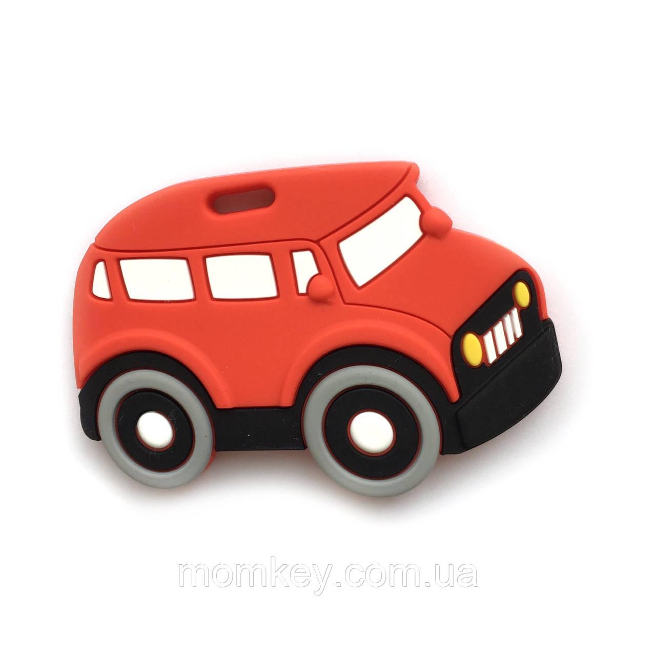 Автобус (красный)