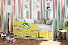 """Кровать 1.6м """"Дельфин-1"""""""