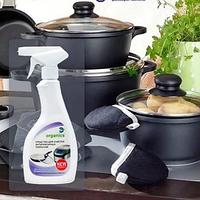 Экологические моющие и чистящие средства