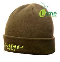 Флисовая шапка, Carp Pro
