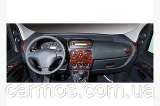 Декоративные накладки салона (накладки на панель) Fiat Fiorino/ Qubo 2008↗ гг.