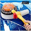 Вращающаяся щетка-насадка для шланга Water Blast Cleaner Roto Brush, фото 8