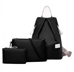 Набор  сумок 3 в 1 (черный)