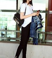 Компактный женский рюкзак для девочек