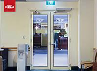 Автоматические распашные двери с приводом Tormax 1102