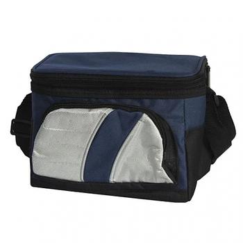 Термосумка 9 л Cooling Bag 377 B синяя