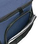 Термосумка 9 л Cooling Bag 377 B синяя, фото 4