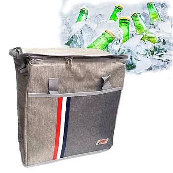 Термосумка 27 л Cooling Bag DT 4241 36х20х38 см