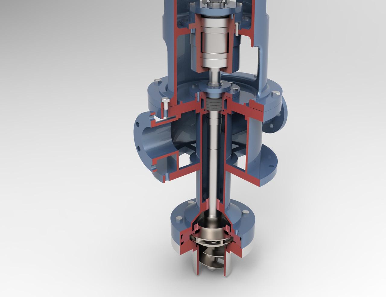 Насосний агрегат для відкачування конденсату КсВ