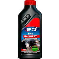 Жидкость от кротов Bros/Брос 500мл/6шт