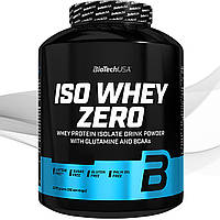 Протеин изолят IsoWhey Zero Lactose Free 2270 g Ізолят протеїн без лактози