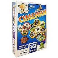 Настольная игра Granna IQ Семейки (81503)