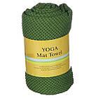 Полотенце коврик для йоги и фитнеса PROFI 183-61 см, фото 5