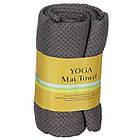 Полотенце коврик для йоги и фитнеса PROFI 183-61 см, фото 6