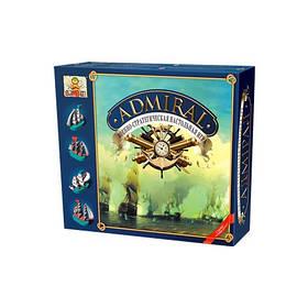 Игра настольная Bombat Game Адмирал (2-6 игрока, 10+ лет) | Настольный игровой набор