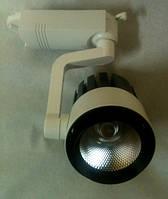 Светодиодный трековый светильник SL 30TRL/WW2 30W 3000К белый Код.58558